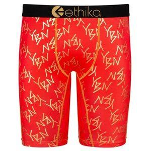 NWT Ethika YBN underwear
